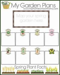 Free Gardening Plans Free Garden Planner For Kids Hip Homeschool