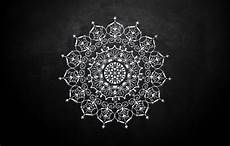 black and white mandala iphone wallpaper wallpaper background pattern black black texture