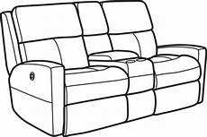 Flexsteel Sofa And Loveseat Png Image by Leather Power Reclining Loveseat With Console By