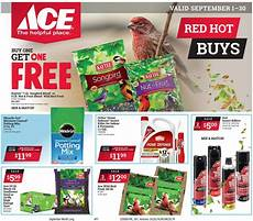 Ace Hardware Buy One Get One Free Christmas Lights Ace Hardware Ad Circular 09 01 09 30 2020 Rabato