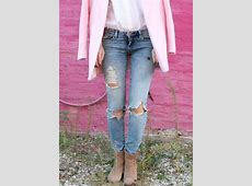 Fall Styled: Pink Coat   The Kissing Booth Blog
