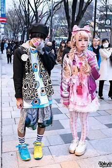 harajuku guy harajuku girl street style tokyo fashion news