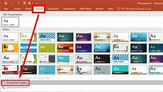 Powerpoint Apply Template 8 Ways On How To Repair Powerpoint File