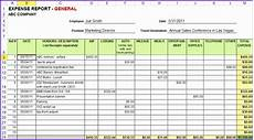 Small Business Expense Report Template 10 Expense Sheet Excel Template Exceltemplates