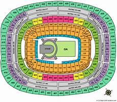 Fedex Seating Chart Fedex Field Seating Chart