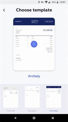 Invoice Template App The 5 Best Free Invoicing Apps For Freelancers And Small