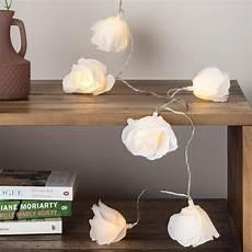 Dainty Fairy Lights 20 Led Warm White Juliet Rose Battery Fairy Lights