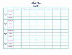 How To Meal Plan For A Month Free Resources For My Insiders Practigal Blog