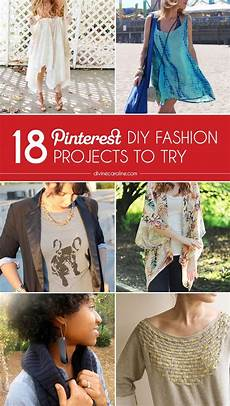 style 18 diy fashion projects to bookmark
