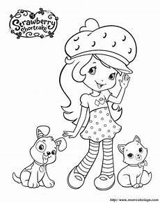 Ausmalbilder Katzen Und Hunde Kostenlos Ausmalbilder Emily Erdbeer Bild Mit Hund Und Katze