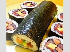 Sushi rolls, how to easily make your own   VOYAPON