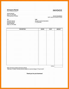 Tour Travels Bill Format 6 Tour Bill Format In Word Sample Travel Bill