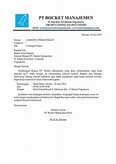 contoh surat undangan resmi hari kartini surat 20