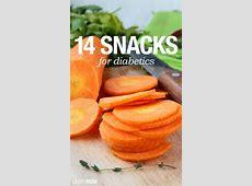14 Snacks for Diabetics   Diabetic snacks, Diabetic menu