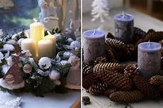 centrotavola natale con candele boiserie c candle ideas to light up your table