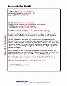 Correct Format For A Business Letter 35 Formal Business Letter Format Templates Amp Examples
