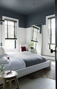 Ideas For Decorating Bedroom Walls Two Color Wall Painting Ideas For Beautiful Bedroom Decorating