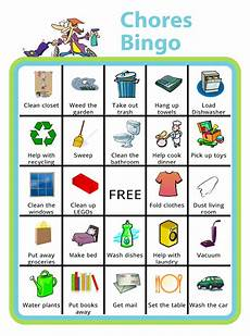 Chore Chart Pictures Free Printables Age Appropriate Chores For Kids Age