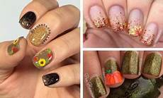 Pang Nail Design 35 Cool Nail Designs To Try This Fall Page 2 Of 4 Stayglam