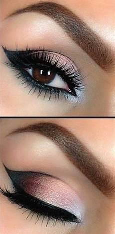 maquillajes de ojos mujer chic