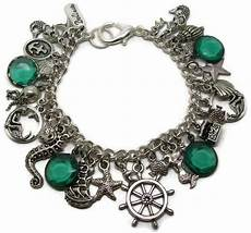 Social Lead Freak Light Mermaid Charm Bracelet Mermaid Jewellery Mermaid Charm
