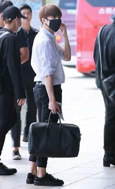 jungkook airport fashion jeon jungkookie 정국 amino