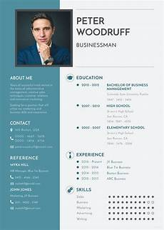 Photo Of A Resume Business Resume Template 11 Free Word Excel Pdf