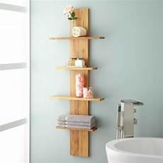etagere bathroom wulan hanging bathroom shelf four shelves bathroom
