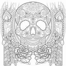 candela per orecchie candela di zentangle illustrazione vettoriale