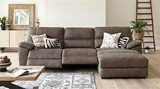 Sofa With Chaise Lounge 3d Image by Jenson 2 5 Seater Fabric Recliner Sofa With Chaise By