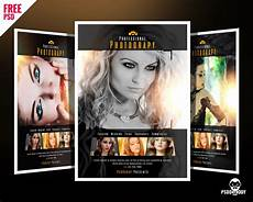 Club Flyer Maker Online Free Download Professional Photography Flyer Psd Psddaddy Com