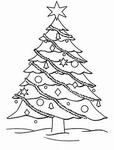 Malvorlagen Weihnachten Tannenbaum Decorate Your Trees Coloring Pages Color