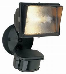 Motion Detector Garage Lights Distressed Bronze Exterior Motion Detector Flood Light Ebay