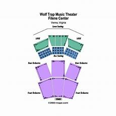 Wolf Trap Seating Chart Seat Numbers Wolf Trap Filene Center Events And Concerts In Vienna