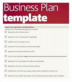 word business templates free 32 sample business plans and templates in google