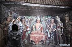 dunhuang fresco itinerant exhibition held at yunnan