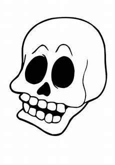 ausmalbilder totenkopf kostenlos malvorlagentv