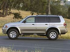 2002 Mitsubishi Montero Sport Light 2002 Mitsubishi Montero Sport Reviews Specs And Prices