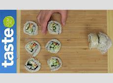 How to make sushi   YouTube