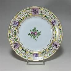 porcelain plate manufacture du petit carousel 3