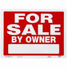 For Sale Car Sign Template Hillman 24 In X 18 In For Sale Sign At Lowes Com
