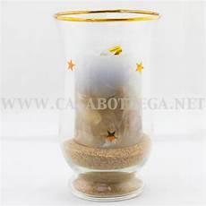 candele vetro porta candela tea light in vetro con pout pourry