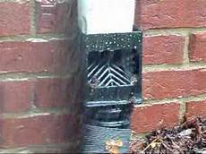 Drainage Filters Flex Grate Drainage Filter For Downspouts Youtube