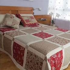 patchwork muy lindo cubrecama projetos de colcha