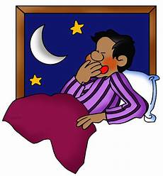 going to sleep clipart free on clipartmag