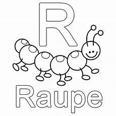 Malvorlagen Kinder Kostenlos Lernen Ausmalbild Buchstaben Lernen Kostenlose Malvorlage R Wie