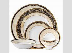 Wedgwood China Tableware Cornucopia 24 Piece Dinner Set