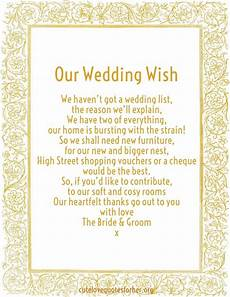Wedding List Poems Honeymoon Poems To Romance And To Asking For Money