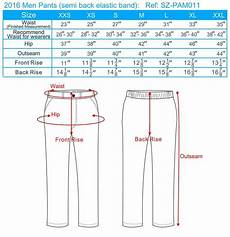 Casual Corner Size Chart Casual Pants Size Guide Plus Size Casual Pants Mens