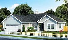 4 Bedroom Ranch House Plans Split Bedroom Ranch Home Plan 52200wm Architectural
